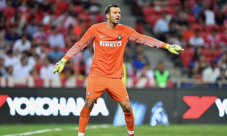 L'Inter vuole blindare Handanovic: la scelta sull'ingaggio e il progetto futuro