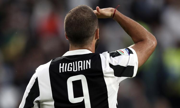 Juve, i numeri del 'nuovo' Higuain