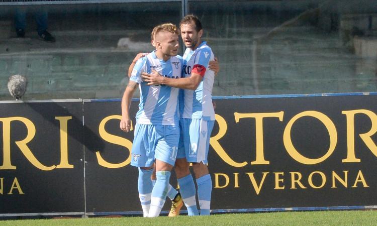 Lazio, Lulic: '2-0 stretto, Immobile sfortunato'