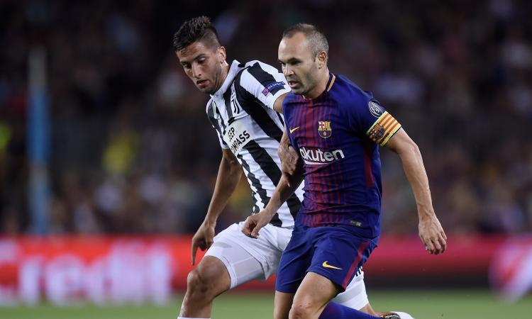 Juve, due biglietti in regalo per la partita contro il Barcellona