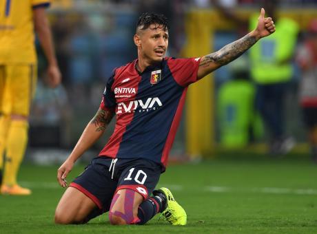 Genoa: 4 club su Lapadula, ma l'ingaggio è un problema