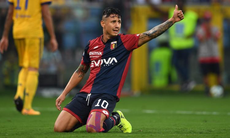 Genoa, Lapadula: 'Milan? Gli auguro il meglio... da settimana prossima'