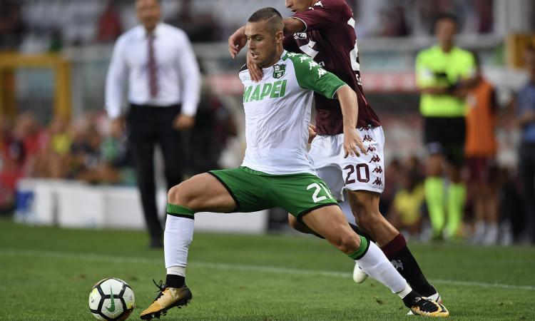 Fiorentina, oggi Lirola incontra il Sassuolo per liberarsi