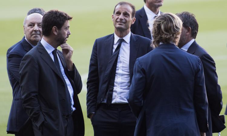 Champions: Juve meglio di Milan e Inter, ma solo per un particolare...