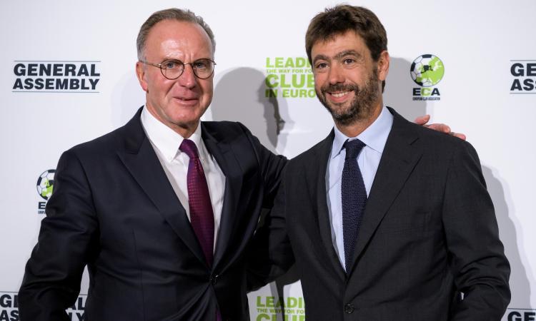 Rummenigge: 'Il Bayern non entrerà. Agnelli non mi risponde al telefono. Inter? Grandi problemi finanziari...'