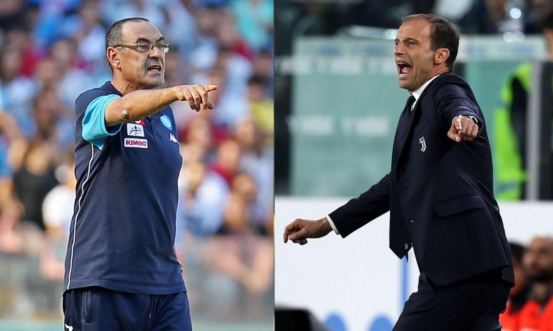 La Juve fa il Napoli e il Napoli fa la Juve