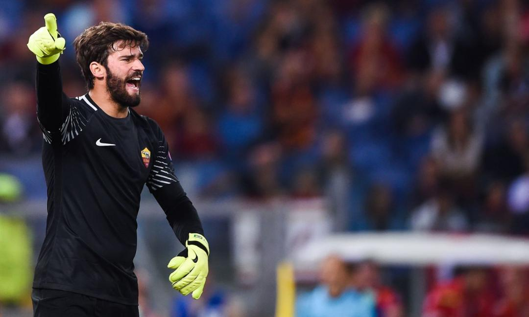 Alisson-Real Madrid: non s'ha da fare!