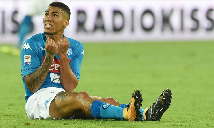 Napoli, Allan: 'Tutti pronti a stare in panchina'