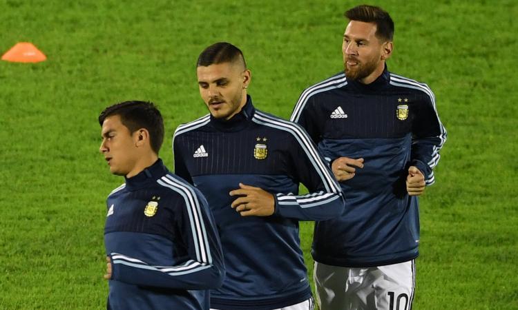 Convocati Argentina, UFFICIALE: ci sono Higuain e Dybala, out Icardi