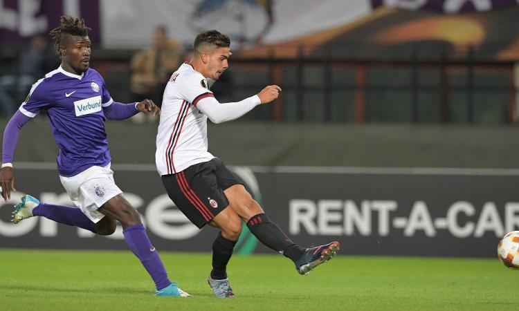 Milan: André Silva piace in Inghilterra