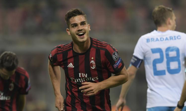 Milan, Mendes trova due soluzioni per Andrè Silva