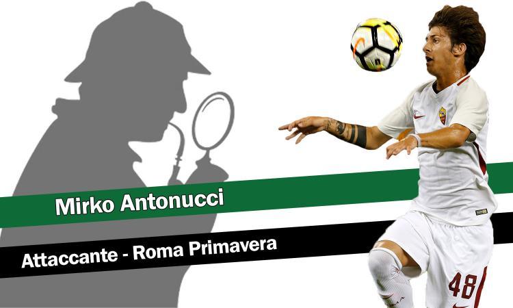 Antonucci, gol e rinnovo: la Roma lo blinda e allontana Inter e Mourinho