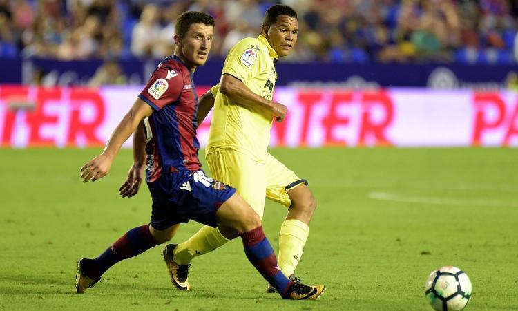 Inter, sfida al Psg per un centrocampista del Levante