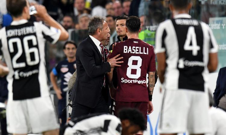 Torino, Baselli: 'L'arbitro poteva non darmi il primo giallo. Mihajlovic...'