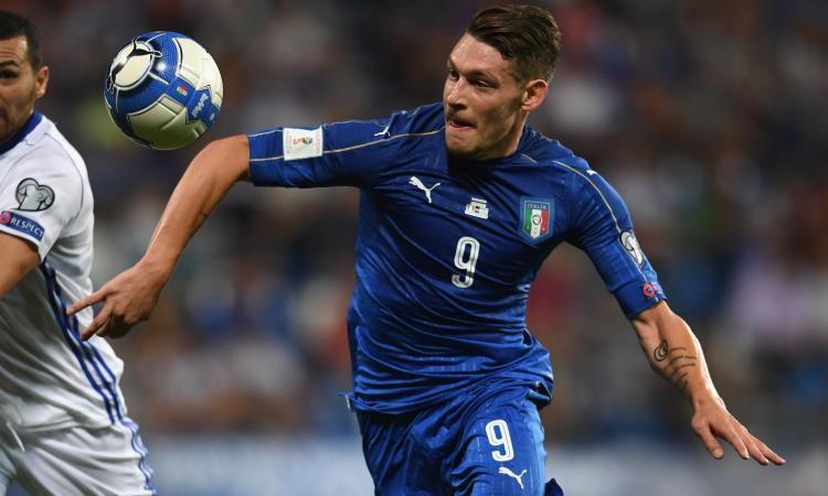 Liechtenstein-Italia, le formazioni ufficiali: Belotti con Grifo, c'è Romagnoli