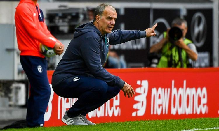 Lazio, tutti a Formello a difendere Inzaghi: l'ultima volta fu per Bielsa...