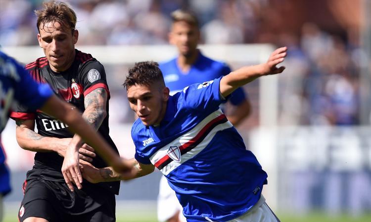 Samp, Torreira non chiude all'Inter: 'Ne parleremo più avanti. Col Milan...'