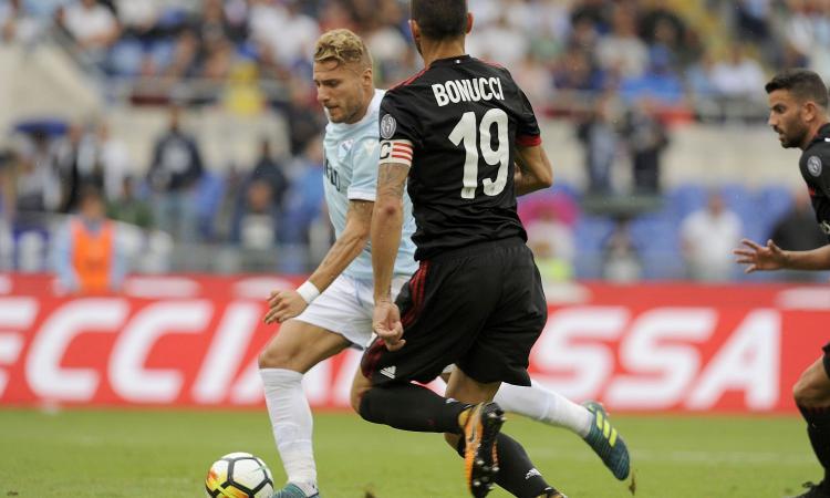 Milan, disastro Bonucci: ecco tutte le pagelle