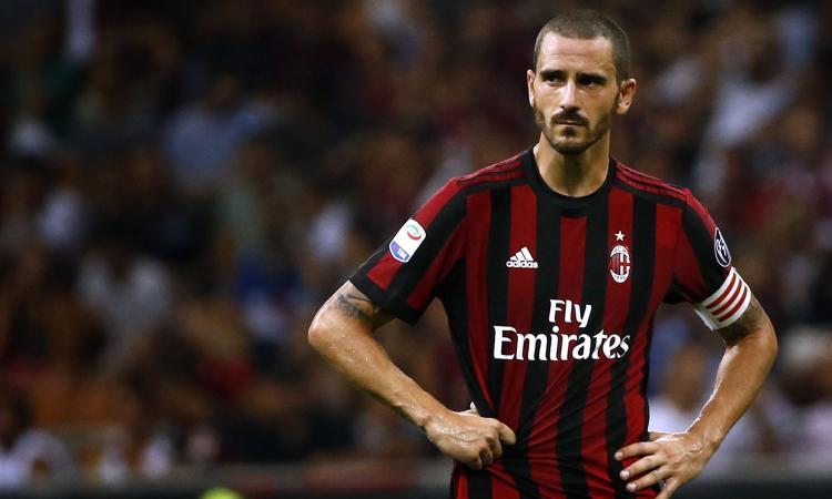 Bonucci: il PSG prepara l'affondo, ecco la richiesta del Milan