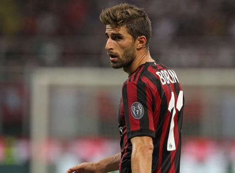 Milan, Borini ci sarà in Europa League