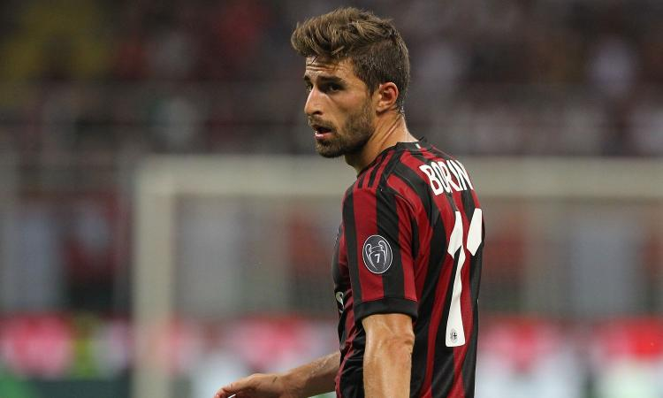 Milan, Borini ci sarà in Europa League