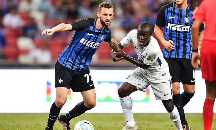 Inter, Brozovic come Nainggolan
