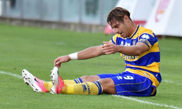 Parma, Calaiò: 'Chiedo scusa ai tifosi, che brutta figura!'