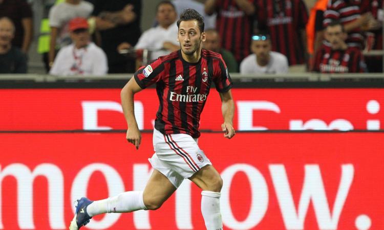 Dalle critiche all'investitura di Montella: Milan, è il momento di Calhanoglu