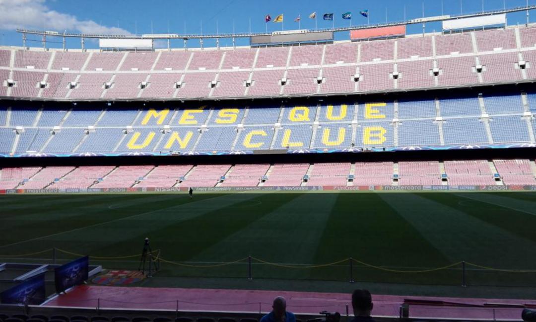 Inter: finalmente si ritorna a Barcellona!