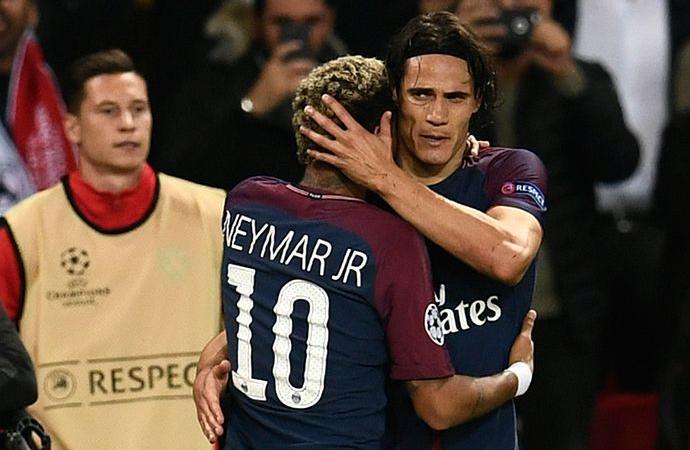 PSG, Cavani: 'Neymar? Per giocare insieme non bisogna essere amici'