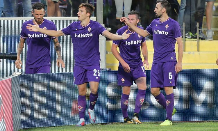 Allenamento Fiorentina sconto