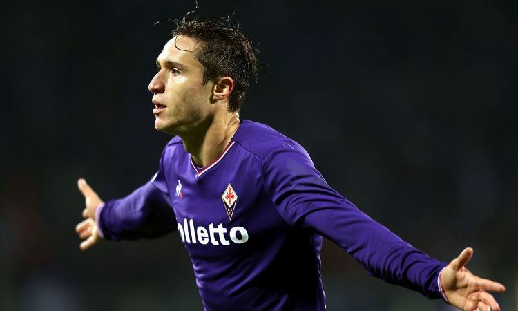 Fiorentina, Chiesa: 'Un pallone della Fiorentina il mio primo ricordo calcistico'