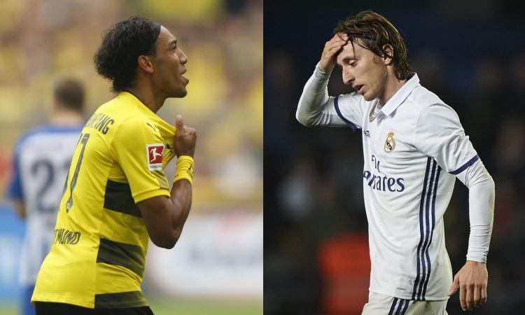 Milan re del mercato, ma Aubameyang e Modric lo hanno 'friendzonato'...