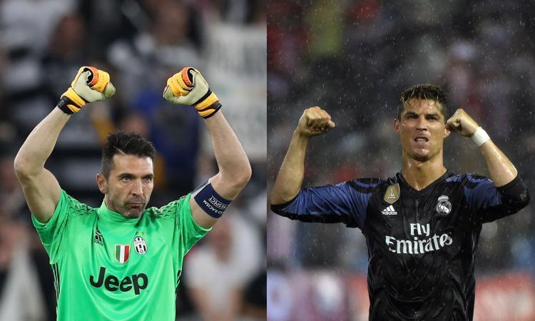 Juvemania  da Cristiano Ronaldo a Buffon 857f7c2d5e46