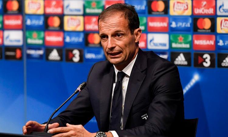 Allegri: 'Nulla da rimproverarmi. Bernardeschi, la Juve non è la Fiorentina. Dybala resta il rigorista'