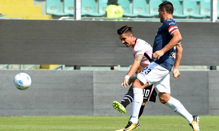 Palermo, le pagelle di CM: Coronado c'è, si sblocca La Gumina
