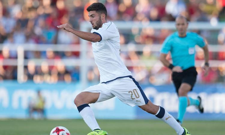 Under 21, Italia-Marocco le formazioni ufficiali: Cutrone con Favilli