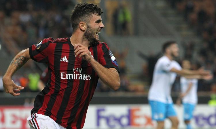 Milan, Cutrone: 'Derby, non vedo l'ora. Quanti consigli da Montella'