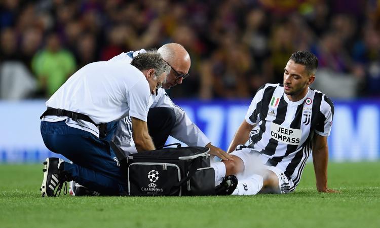 Juve, De Sciglio stop: in 'quattro' per sostituirlo... basteranno in Champions?