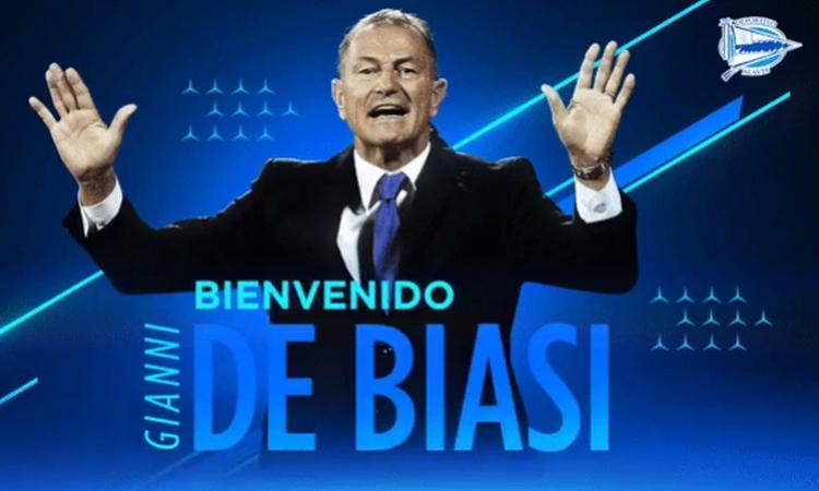 Alaves, De Biasi: 'Gara falsata dall'arbitro'