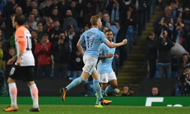 Champions: Man City ok, delusione Liverpool. Ronaldo batte il Dortmund