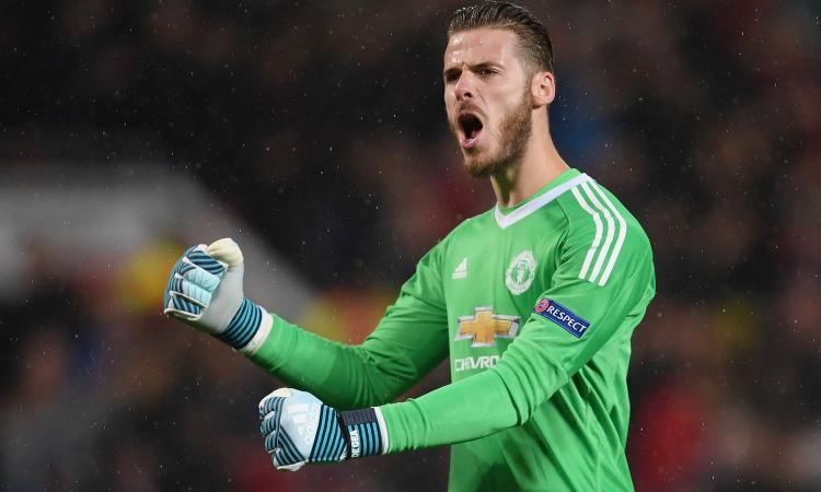 Man United, de Gea vuole il rinnovo