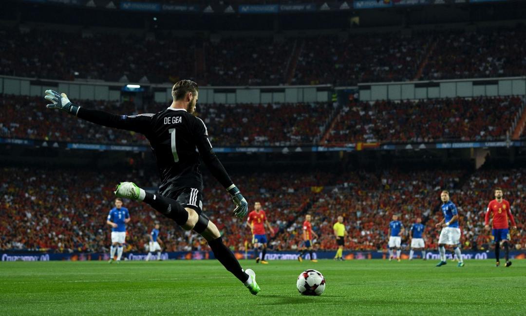 """Tra le """"kariusate"""" di De Gea a sua maestà Ronaldo"""
