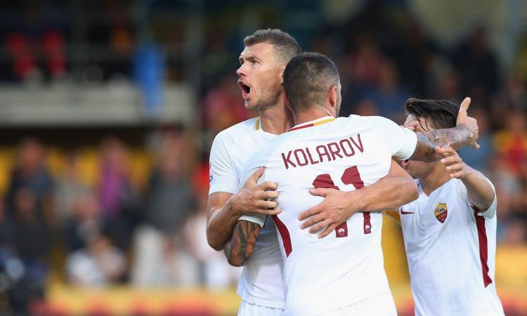 Romamania: Dzeko e Kolarov, chiamatela RoManCity, se volete...