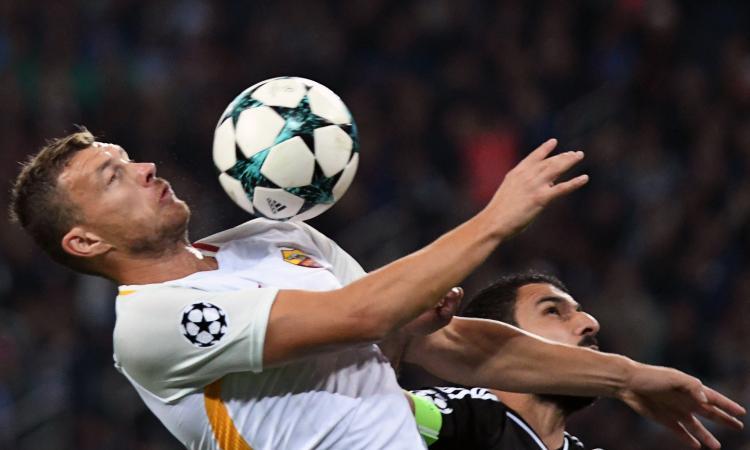 Champions, la Roma perde a Londra