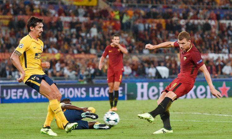 Dzeko critica Di Francesco: 'Tanti gol con Spalletti, ora tocco pochi palloni...'