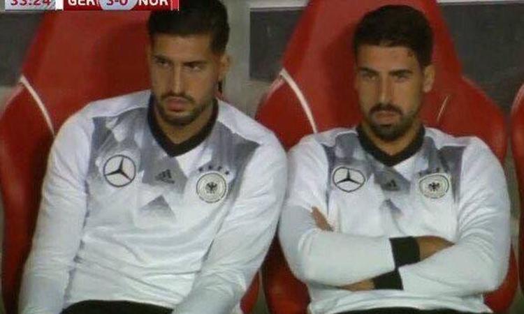 Juve: la Germania punta ancora su Emre Can, sul mercato...