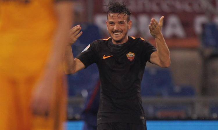 Cancella il caso Totti e sforna l'assist a Dzeko: bentornato Florenzi!