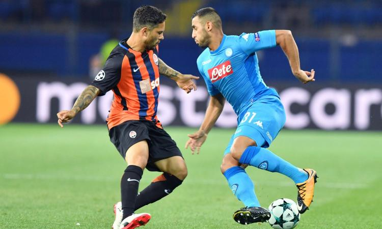 Napoli, lo United si fa avanti per Ghoulam