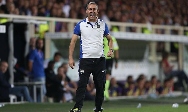 Sampdoria, Giampaolo: 'Var giusto. Juve? Nessun rimpianto, sogno l'Inter'